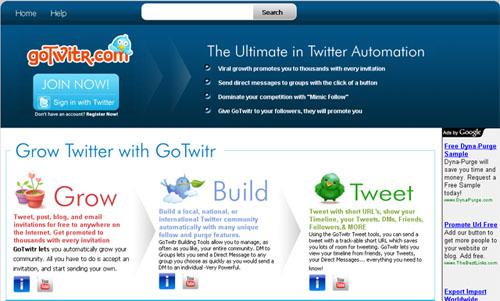 GoTwitr